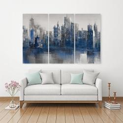 Canvas 40 x 60 - Melancholy city