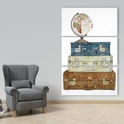 Canvas 40 x 60 - Go around the world