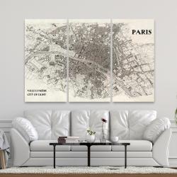 Canvas 40 x 60 - Paris