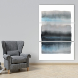 Canvas 40 x 60 - Shade of blue