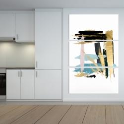 Canvas 40 x 60 - Pastel stroke