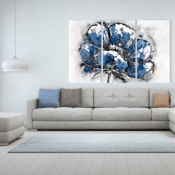 Canvas 40 x 60 - Small flower