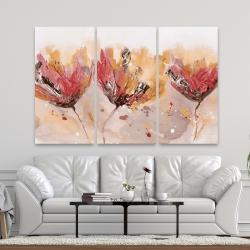 Canvas 40 x 60 - Four little flowers