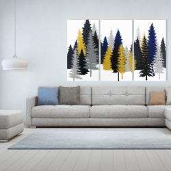 Canvas 40 x 60 - Golden fir