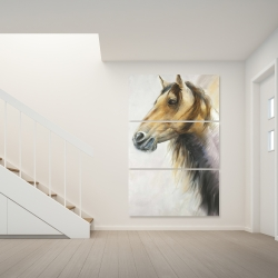 Canvas 40 x 60 - Wild horse