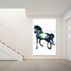 Canvas 40 x 60 - Elegant horse