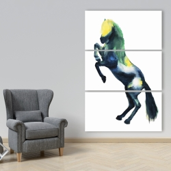 Canvas 40 x 60 - Greeting horse