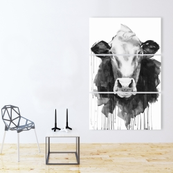 Canvas 40 x 60 - Cow
