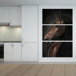 Canvas 40 x 60 - Spirit the horse