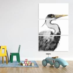 Canvas 40 x 60 - Great heron