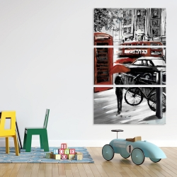 Canvas 40 x 60 - European street