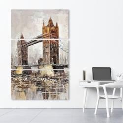 Canvas 40 x 60 - London tower bridge