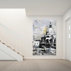 Canvas 40 x 60 - Basilica of santa maria della salute