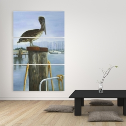 Canvas 40 x 60 - Pelican
