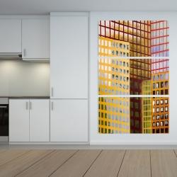Canvas 40 x 60 - Skyscrapers
