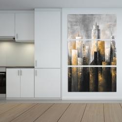 Canvas 40 x 60 - Abstract skyline