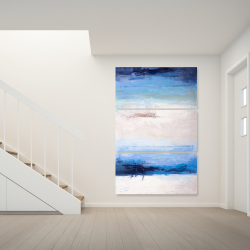 Canvas 40 x 60 - Colors of the beach