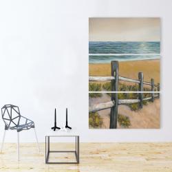 Canvas 40 x 60 - Quiet seaside