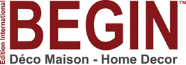 Begin Home Decor Logo