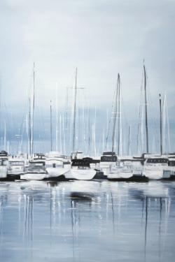 Boats at the dock 2