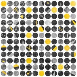 Cercles abstrait