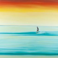 A surfer by dawn