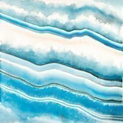 Textured geode