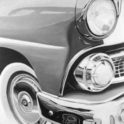 Magnifique vieille voiture