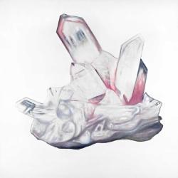 Clear quartz cristal