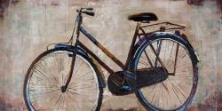 Bicylette industrielle