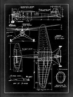 Schéma d'avion
