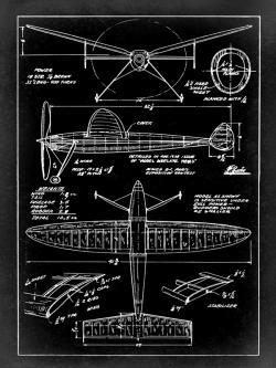 Plan de construction d'avion