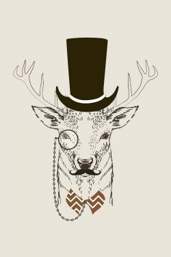 Aristocrat roe deer