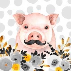 Petit cochon déguisé