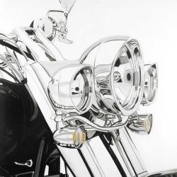 Motorcycle light