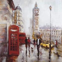 The big ben at london