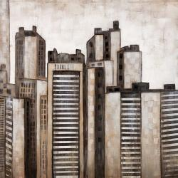 Striped skyscrapers