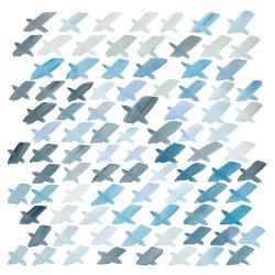 X pattern