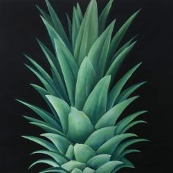 Pineapple leaves