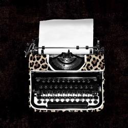 Leopard typewriter