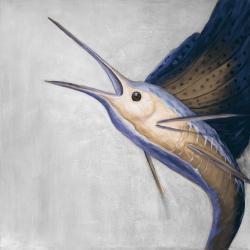 Gold swordfish