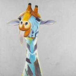 Girafe rigolotte