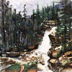 Falls of alberta