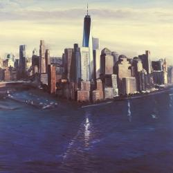 City of new-york vintage