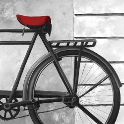 Rear bicycle
