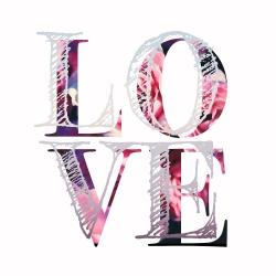 Love fleurit