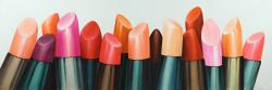 Lipstick addict for woman
