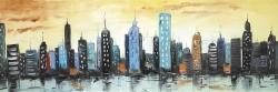 Horizon du paysage urbain