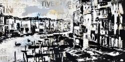 Abstract venise port