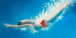 Diving jump